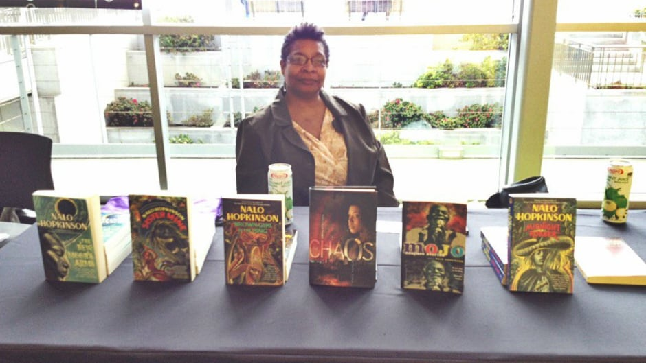 Nalo Hopkinson is the author of 'Brown Girl in the Ring' and 'Falling in Love with Hominids'.