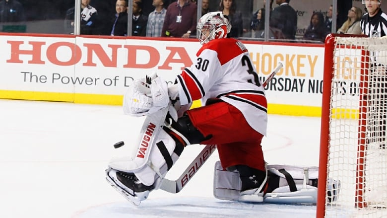NHL notebook  Cam Ward signs 2-year deal with Hurricanes  b5c5643ed