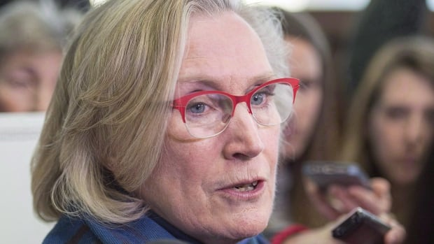 Indigenous Affairs Minister Carolyn Bennett appeared before a Commons committee to answer questions about funding for First Nations communities on Thursday, June 16, 2016.