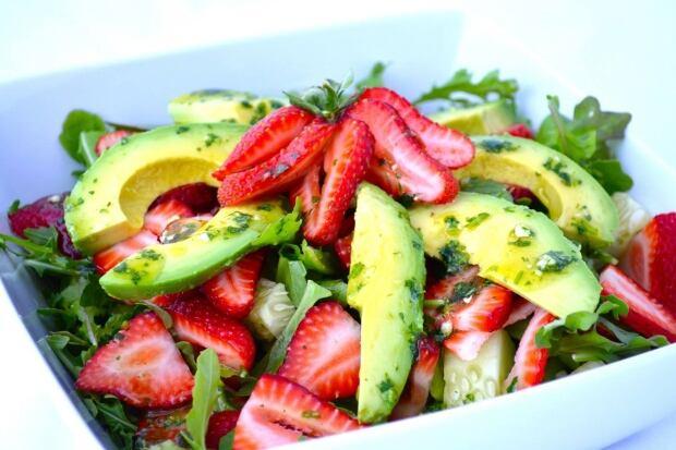 Community Natural Foods salad