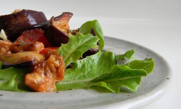 Lisa Krasnow salad