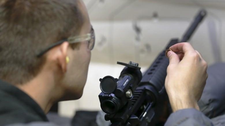 bushmaster ar 15 gun maker remington files for bankruptcy cbc news