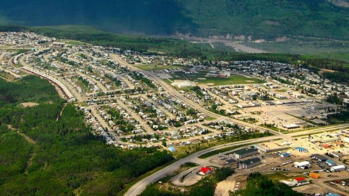 Alberta Coal Town Grande Cache May No Longer Be A Town Edmonton Cbc News