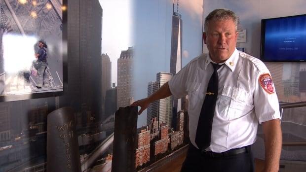 John Carroll,  Ret. Battalion Chief - New York City Fire Department