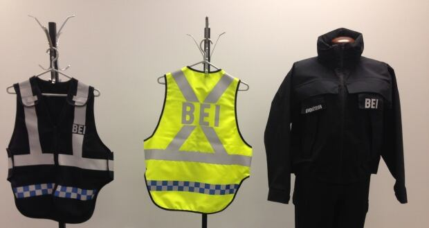 bureau independent investigations uniforms