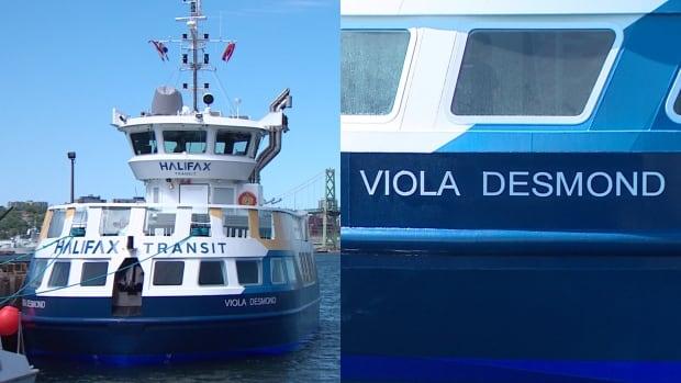 Image result for viola desmond ferry