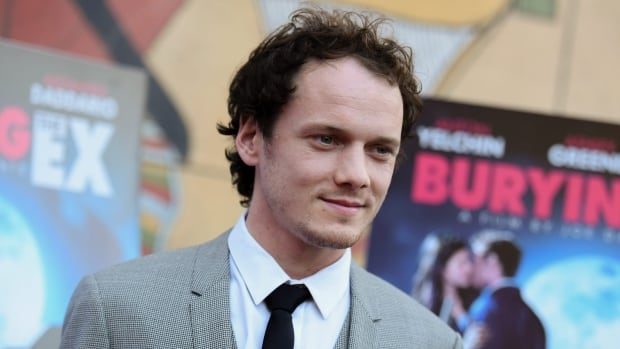 Anton Yelchin, seen here in 2015 at a screening in Los Angeles, died after his car rolled on top of him Sunday.