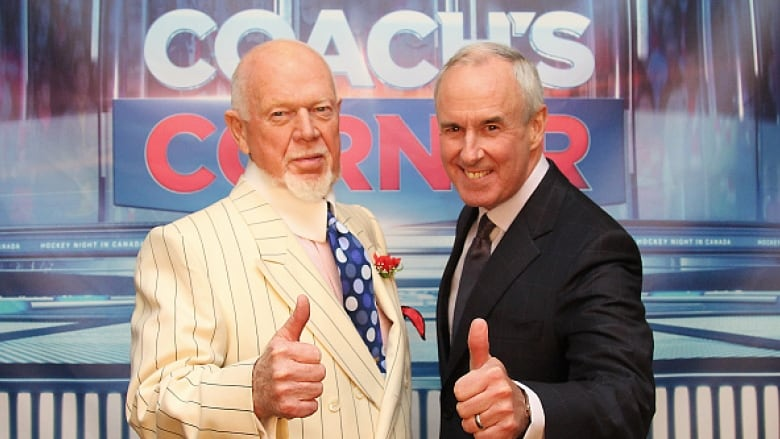 Don Cherry says he would not apologize as condition for return