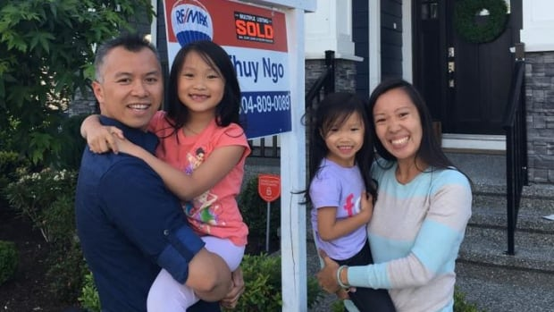 Natalie Chen (right) and her husband, Thang Ngo (left), were excited to celebrate their home sale in June. They decided two weeks later they would use the money to travel.