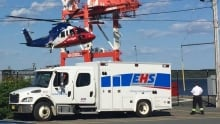 LifeFlight airlift airlifted to hospital