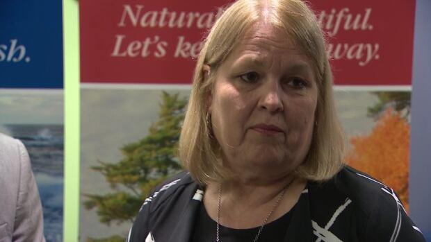 Nova Scotia Environment Minister Margaret Miller