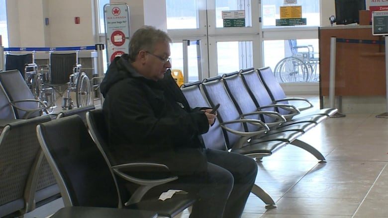 Deer Lake Regional Airport Has Added Two New, Direct Flights To Toronto  Daily For The Summer. (Colleen Connors/CBC)