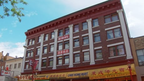 Vancouver Chinatown Foundation offer to buy May Wah Hotel rejected