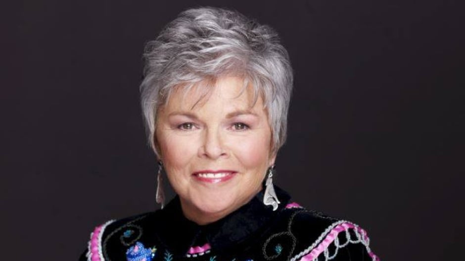 Roberta Jamieson says the title of grandmother is the most important one ever bestowed on her.