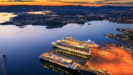 Hankering for an anchoring: Victoria seeks home port status for cruise ships