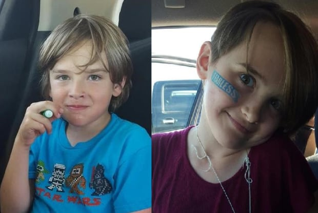 Missing Giesbrecht children