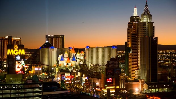 WestJet announced today that it is adding flights from the John C. Munroe airport to Las Vegas this winter.