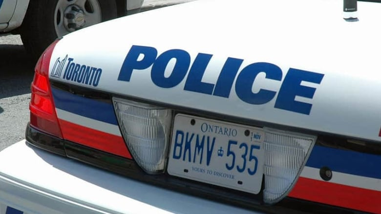 Driver in life-threatening condition after shooting in North York