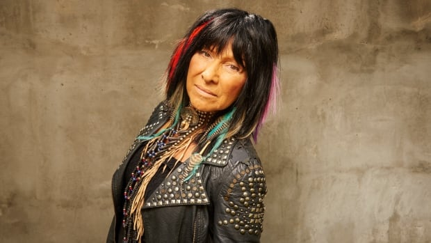 Buffy Sainte-Marie is speaking at the Canadian Museum for Human Rights on Wednesday.