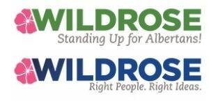 Change in Wildrose logos
