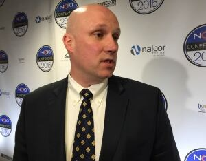 Brent Janke Suncor vice-president for Eastern Canada