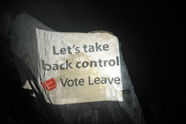 Britain-EU: Brexit Leave Europe Campaign — March 11, 2016