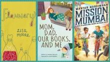 Children's book panel