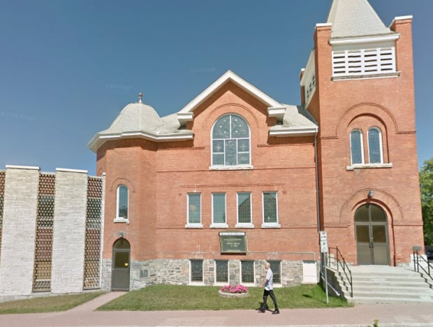 Knox United Church, Kenora