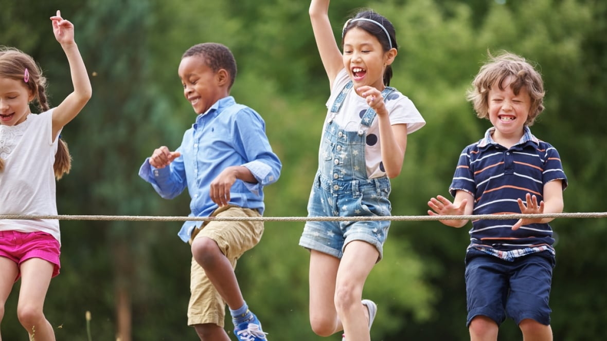 Let them be bored: The value of free play for kids ...
