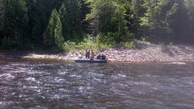 Police pull 2 bodies from Montmorency River   CBC News
