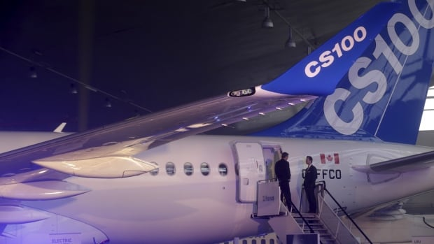 U.S. aerospace giant Boeing is not backing down in its trade complaint over Montreal-based Bombardier's C-series passenger jets, which Boeing says are unfairly subsidized.