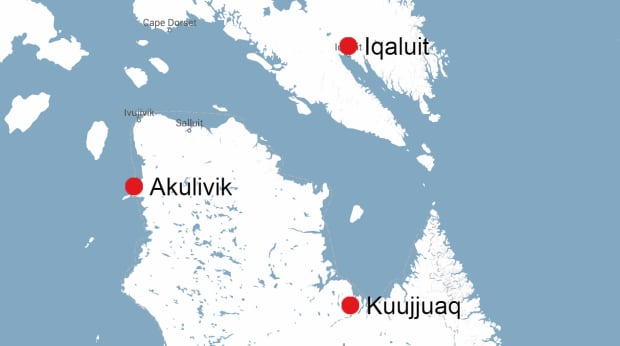 Northern Quebec town in shock after stabbings leave 4 dead, including suspect