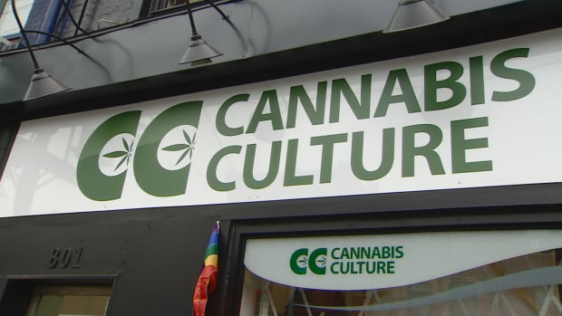 CBC News has confirmed police visited at least two locations Thursday: Queen Street dispensary Cannabis Culture and Canna Clinic in the Yonge and Eglinton area.