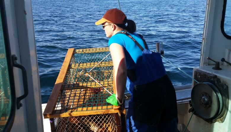 b41b92d90554c More women becoming captains in P.E.I. lobster fishery
