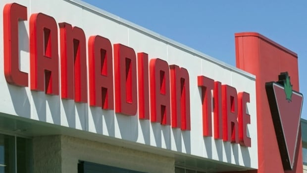 Same-store sales,  those at outlets open for more than a year, were up in all core retail banners controlled by the chain: 2.9 per cent at Canadian Tire Retail, 7.2 per cent at Sport Chek and 4.6 per cent at Mark's.