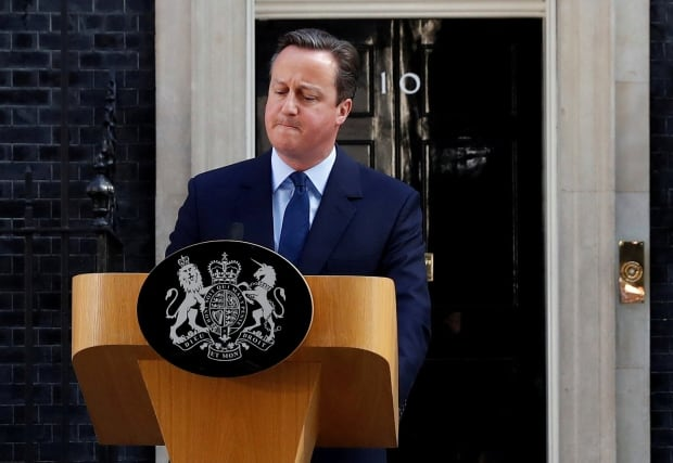 WIP BRITAIN-EU POLITICS-Brexit David Cameron June 24 2016