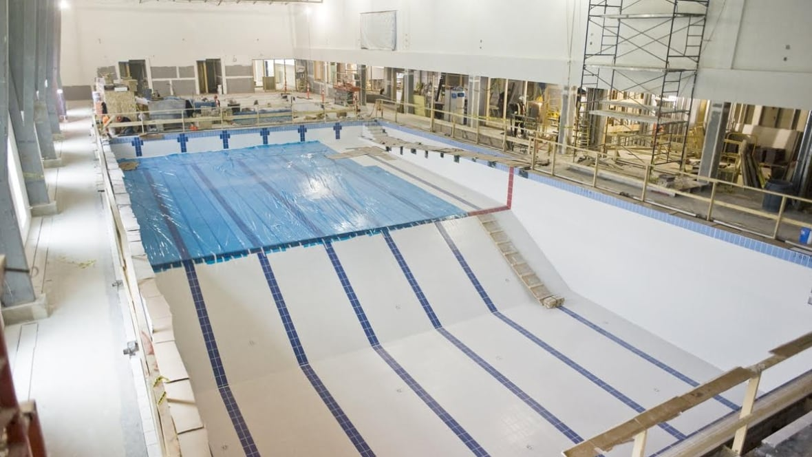 How Much Will It Cost To Swim In Iqaluit 39 S New Pool City