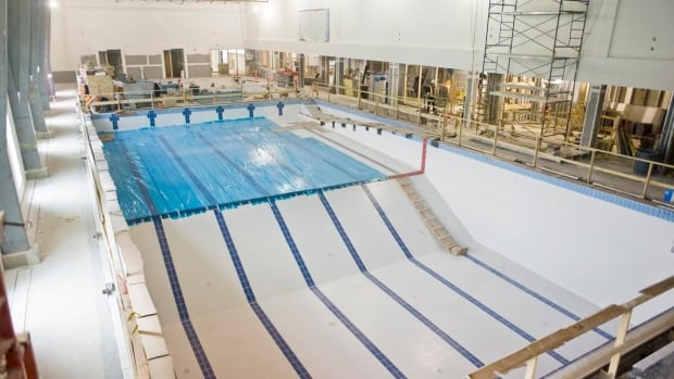 How Much Will It Cost To Swim In Iqaluit 39 S New Pool City Floats Numbers Cbc News