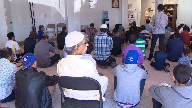 The new mosque on Somerset St. in Saint John was established specifically for Syrian refugees.