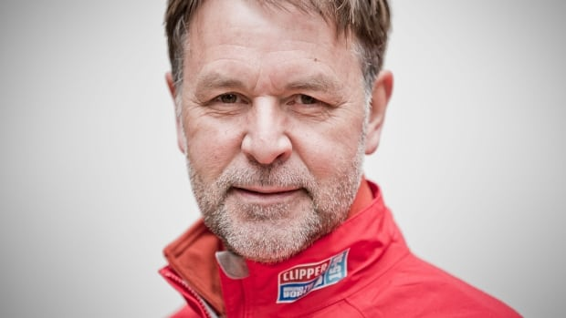 Clipper race crew member Chris Drummond is recovering at the QEII hospital in Halifax.