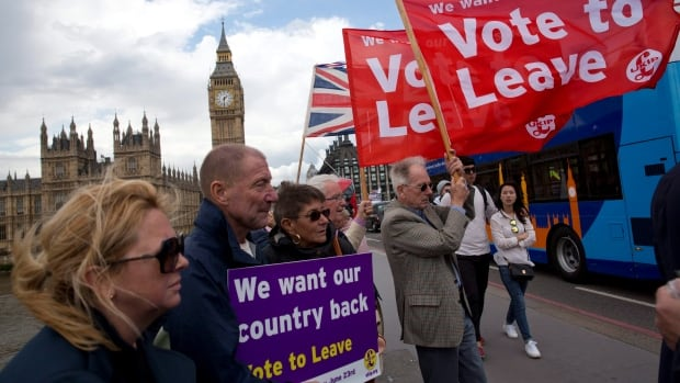 While anti-immigration is certainly a key factor for some Leave voters, other issues, such as anti-globalization, anti-mass-corporatization and the impact of the 2008 recession may have played a role.