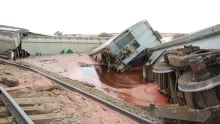 2013 CP derailment in Provost
