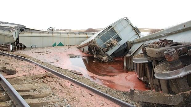 CP track worker layoffs pose derailment risks: union - Business ...