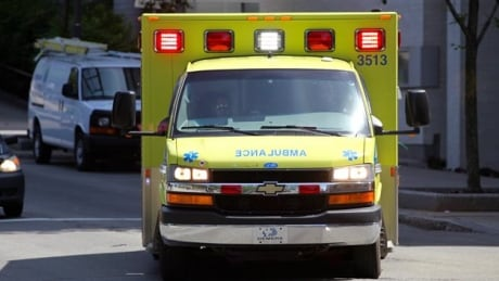 ambulance quebec