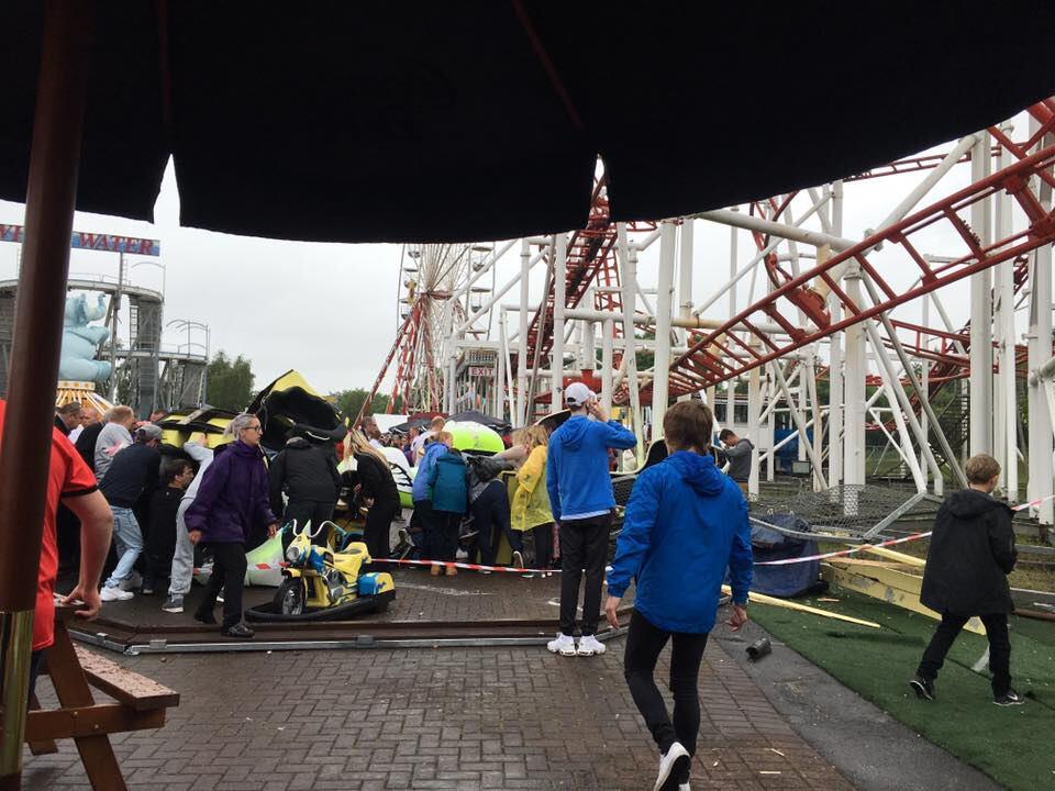 8 terrifying amusement park accidents | CBC News