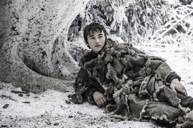 Bran Stark, played by Isaac Hempstead Wright, also known as the Three-Eyed Raven, became King of the Six Kingdoms. The seventh Kingdom, the North, was set free. (HBO Canada)