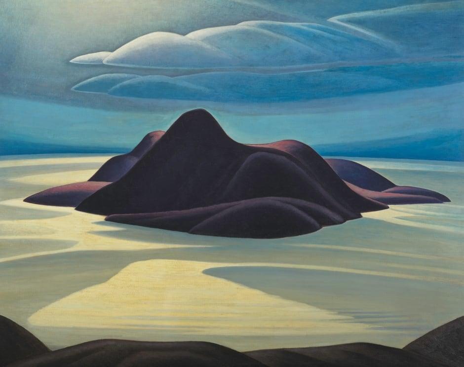 Steve Harris Oil Painting