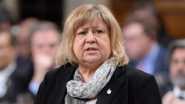 Former federal labour minister MaryAnn Mihychuk wants more resources devoted to the border at Emerson, Man., to help address a wave of asylum seekers.