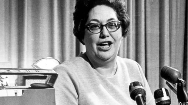 As Canada's secretary of state, Judy LaMarsh oversaw the nation's 1967 centennial celebrations. LaMarsh was the second woman to serve as a federal cabinet minister.