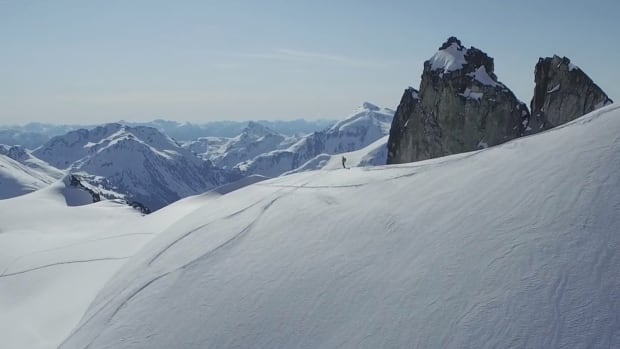 An estimated 4,000 people complete the Spearhead Traverse on skis every winter.